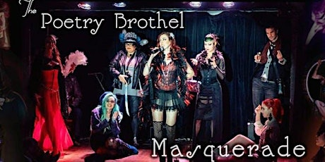 The Poetry Brothel: Masquerade! tickets