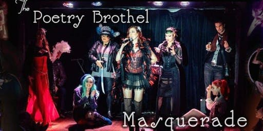 The Poetry Brothel: Masquerade!