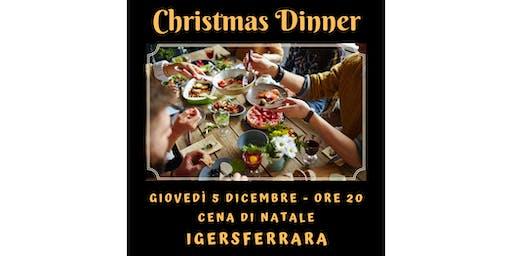Cena di Natale IGERS