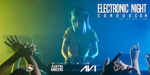 Electronic Night Cunduacán