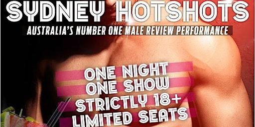 Sydney Hotshots Live At The Aussie Hotel - Shepparton
