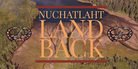 Nuchatlaht Land Back: Nootka Island Forever tickets
