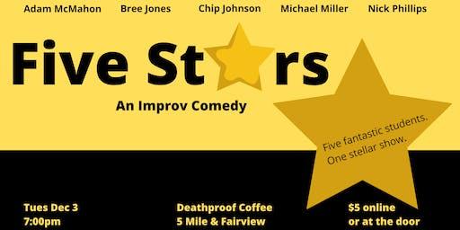 Five Stars - An Improv Comedy