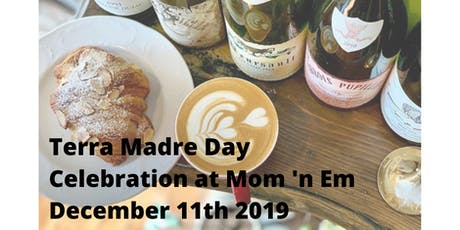Slow Food Holiday Happy Hour tickets
