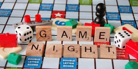 PGR Game Night tickets