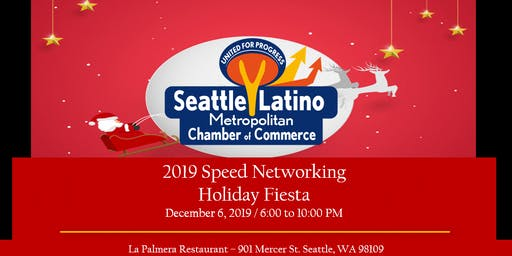 Speed Networking and Holiday Fiesta