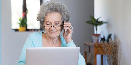 Be connected: Helping older Australians thrive in a digital world - Eaglehawk tickets