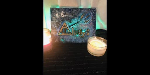 Harry Potter Paint Night Event