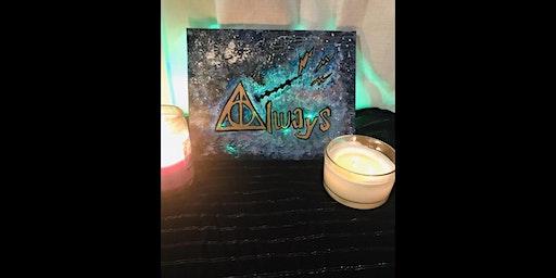 Harry Potter Paint Night Event