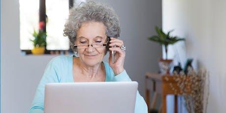 Be connected: Helping older Australians thrive in a digital world - Bendigo tickets