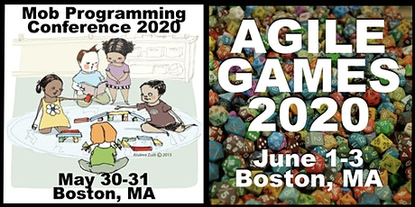 Agile Games and Mob Programming 2020 Conferences tickets