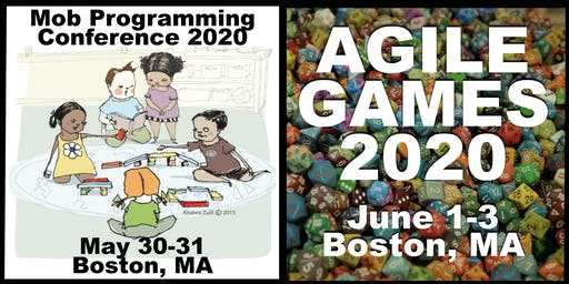 Agile Games and Mob Programming 2020 Conferences