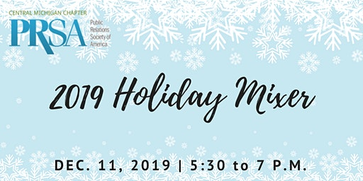 2019 CMPRSA Member & New Pros Holiday Mixer