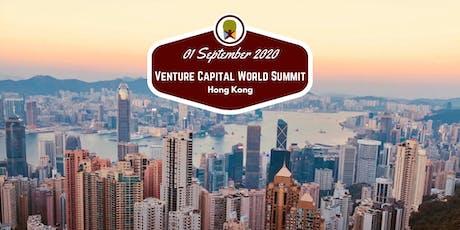 Hong Kong 2020 Venture Capital World Summit tickets