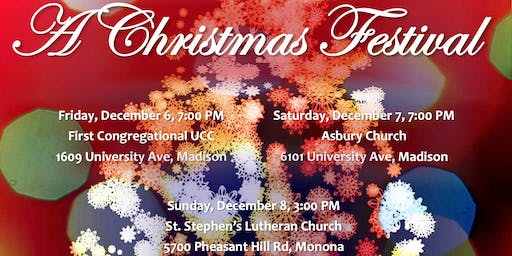 A Christmas Festival – Downtown Madison