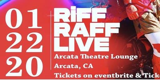 Riff Raff's Cranberry Vampire Tour