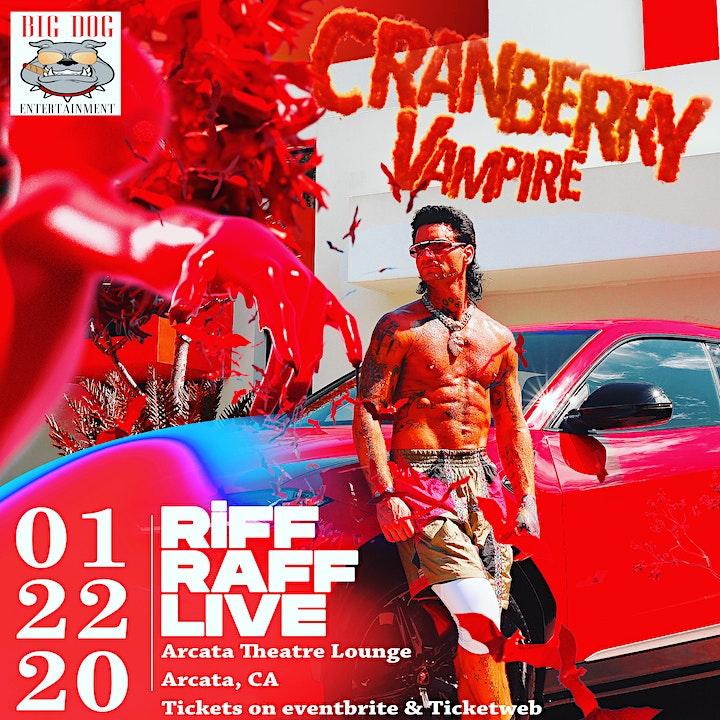 Riff Raff's Cranberry Vampire Tour image