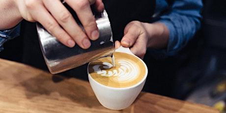 Latte Art 12/12/19 - Hosted by Ben tickets