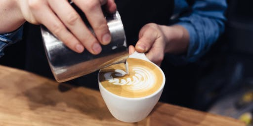 Latte Art 12/12/19 - Hosted by Anthony