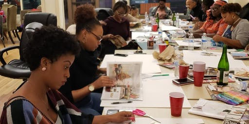 HK Interventions Inc. 2nd Annual Kwaanza Vision Board Workshop