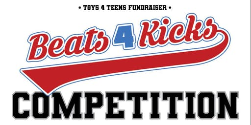 """Loaves & Fishes Toy Drive and Fundraiser - """"Beats4Kicks"""""""