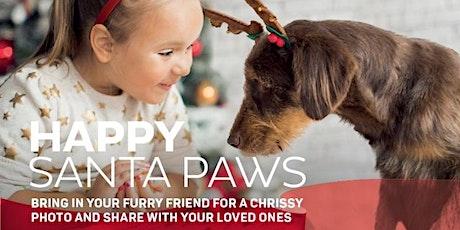 Santa Paws Holiday Pet Photography tickets