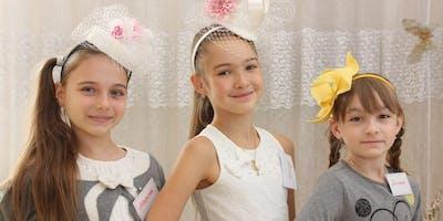"""Кружок """"Клуб благородных девиц"""" для девочек 10-12 лет."""
