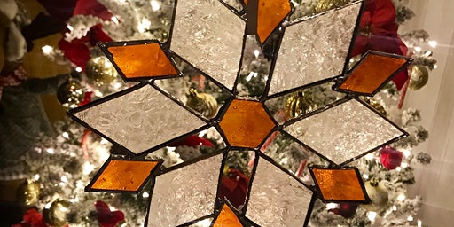 Snowflake Stained Glass Class: 2019~Third in Series