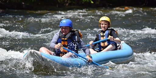 Whitewater Rafting -2020