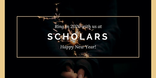 New Years Eve at Scholars