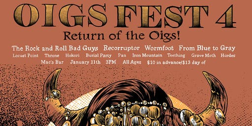 Oigs Fest: Return of the Oigs!