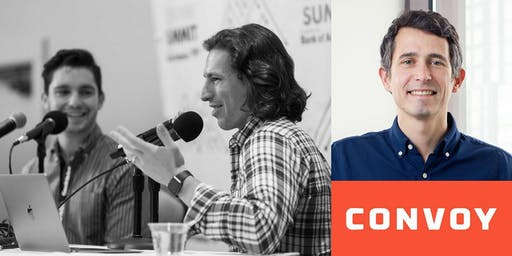 Acquired Podcast Live Seattle Show with Dan Lewis, Convoy Founder and CEO