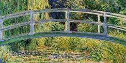Create & Sip Monet's Garden
