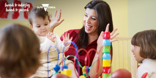 Info Session - Certificate III & Diploma Early Childhood Education & Care