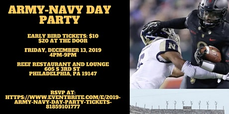 2019 Army Navy Day Party tickets
