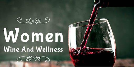 Women Wine and Wellness