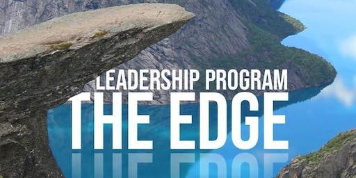 WA - The Edge Leadership Program   FIRST TIME IN WA   Sessions 5