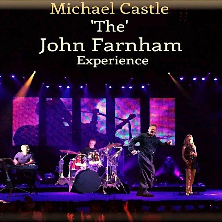 The John Farnham Experience - 2 Course Dinner + Show image