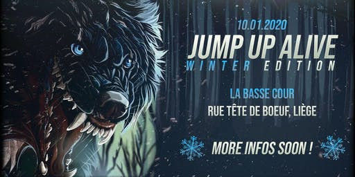 Jumpup alive winter edition