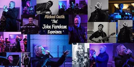 The John Farnham Experience - 2 Course Dinner + Show tickets