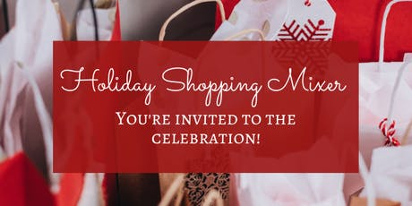DBG HOLIDAY SHOPPING MIXER tickets