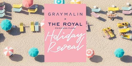 The Royal Poinciana Plaza Holiday Reveal with Gray Malin tickets