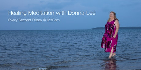 Introduction to Meditation with Donna tickets