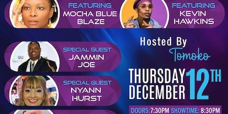 Las Vegas Urban Jazz Society Presents NEO-SOUL JAZZ NIGHT @ 172 Live Music tickets