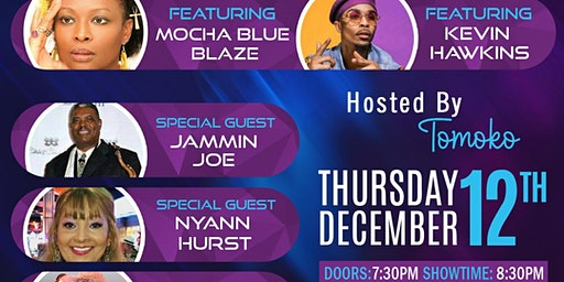 Las Vegas Urban Jazz Society Presents NEO-SOUL JAZZ NIGHT @ 172 Live Music