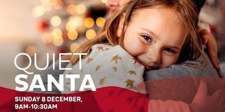 Quiet Santa tickets