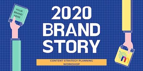 2020 Brand Story tickets