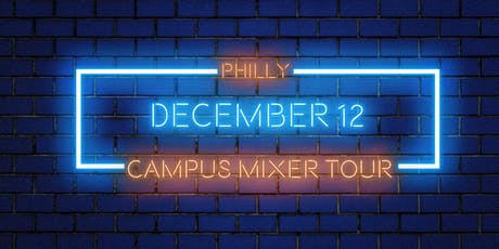 YED Campus Mixer Tour: Philadelphia tickets