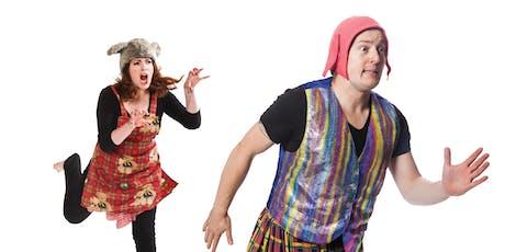 Flying Bookworm Theatre Company - Bendigo tickets