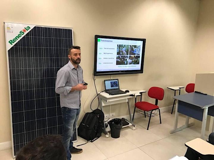 Imagem do evento Curso de Energia Solar em Natal RS nos dias 03/05 e 04/05/2021